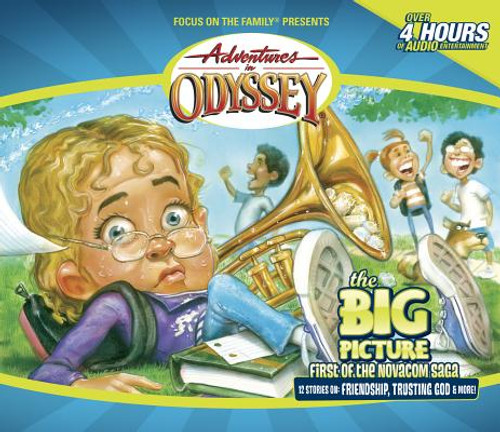 Adventures in Odyssey #35: The Big Picture