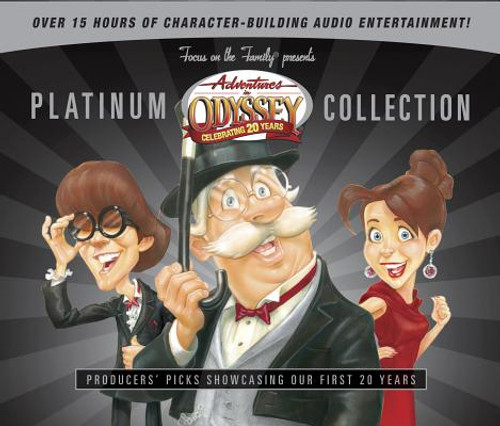 Adventures in Odyssey: Platinum Collection