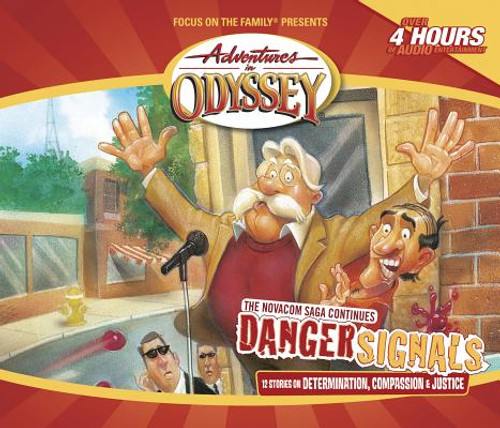 Adventures in Odyssey #36: Danger Signals
