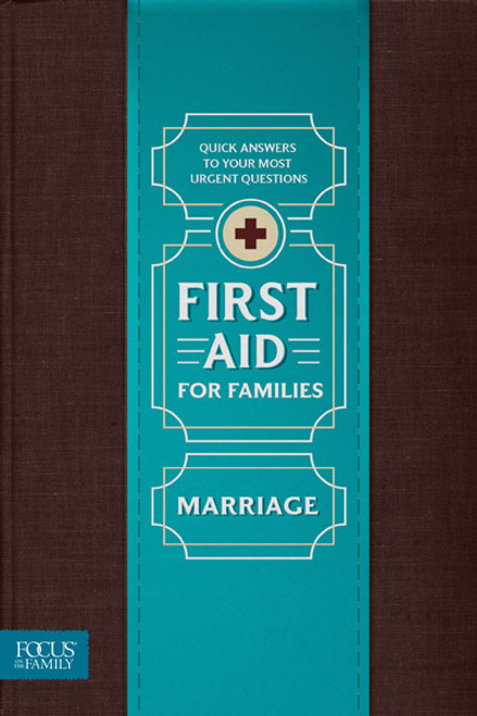 First Aid for Families - Marriage (Digital)