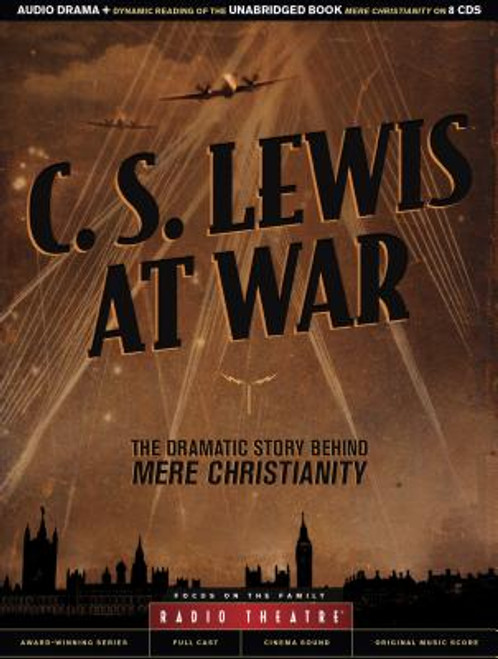 Radio Theatre: C.S. Lewis at War