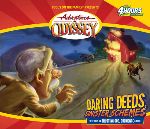 Adventures in Odyssey #05: Daring Deeds, Sinister Schemes (Digital)