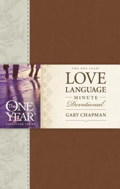 The One Year Love Language Minute Devotional (Hardcover)