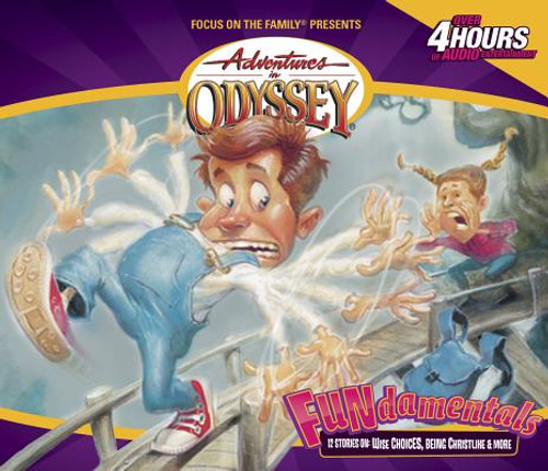 Adventures in Odyssey #04: FUN-damentals