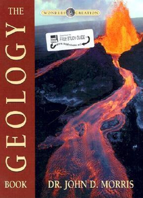Geology Book (Wonders of Creation Series) [With Pull-Out Poster]