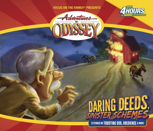 Adventures in Odyssey #05: Daring Deeds, Sinister Schemes