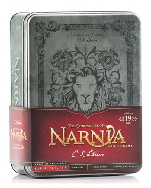 Radio Theatre: The Chronicles of Narnia Collector's Edition