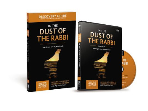 That the World May Know #06: In the Dust of the Rabbi DVD + Guide
