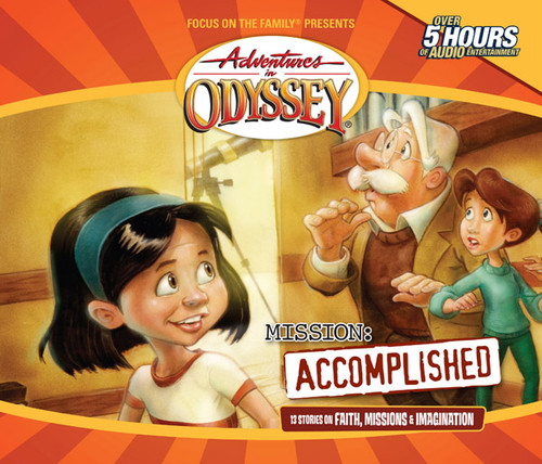 Adventures in Odyssey #06: Mission: Accomplished (Digital)