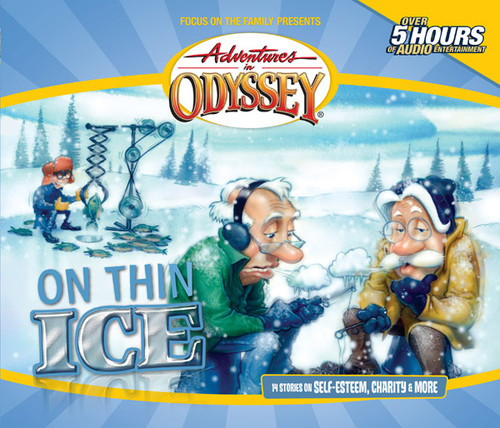 Adventures in Odyssey #07: On Thin Ice (Digital)