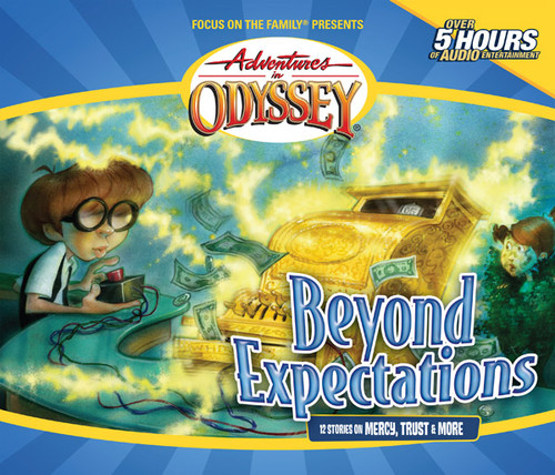 Adventures in Odyssey #08: Beyond Expectations (Digital)