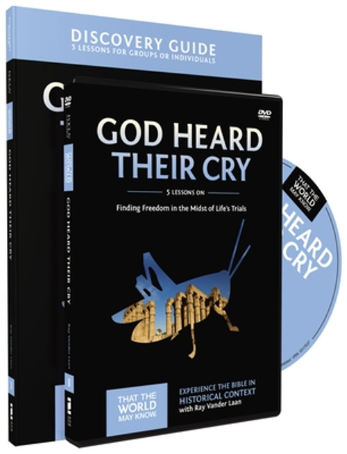 That the World May Know #08: God Heard Their Cry DVD + Guide