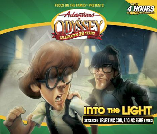 Adventures in Odyssey #47: Into the Light
