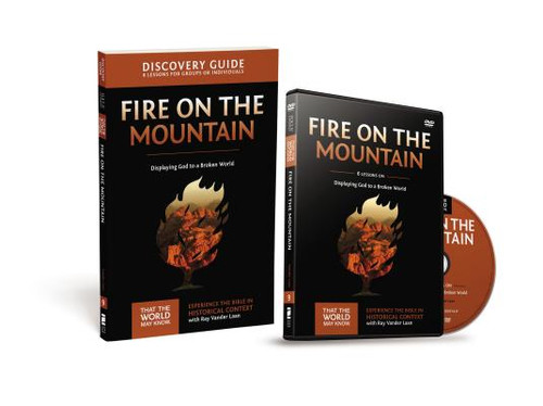 That the World May Know #09: Fire on the Mountain DVD + Guide