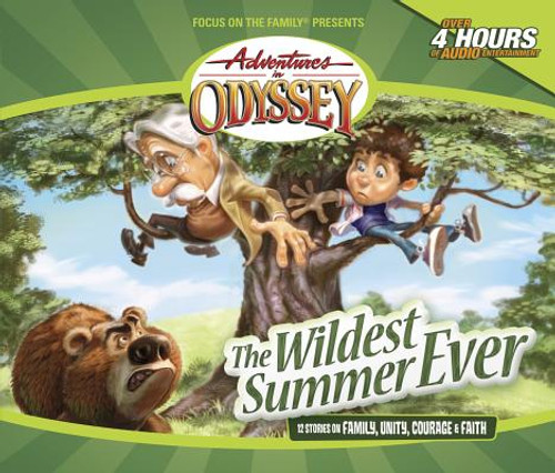 Adventures in Odyssey #02: The Wildest Summer Ever