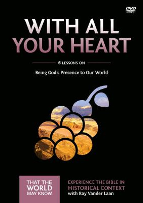 That the World May Know #10: With All Your Heart DVD