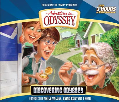 Adventures in Odyssey: Discovering Odyssey