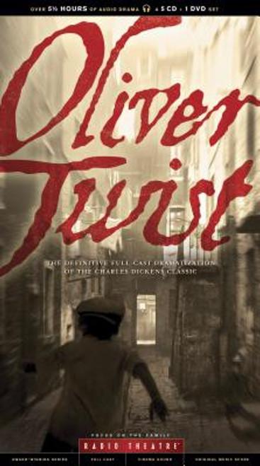 Radio Theatre: Oliver Twist [With DVD]