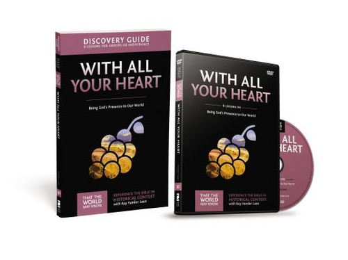 That the World May Know #10: With All Your Heart DVD + Guide