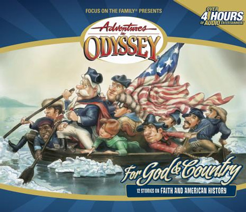 Adventures in Odyssey: For God and Country