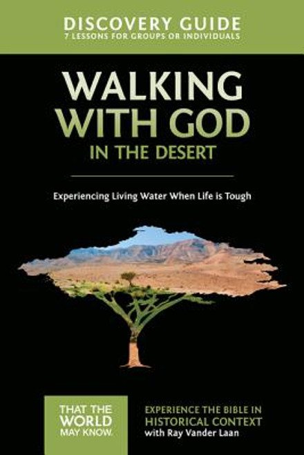 That the World May Know #12: Walking with God in the Desert Guide