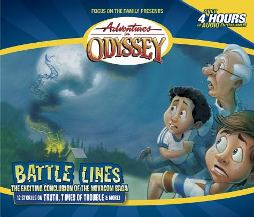 Adventures in Odyssey #38: Battle Lines
