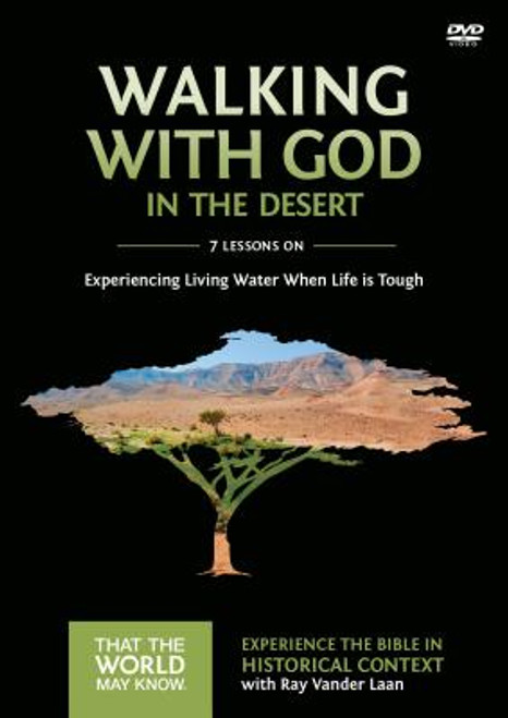 That the World May Know #12: Walking with God in the Desert DVD