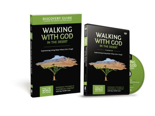 That the World May Know #12: Walking with God in the Desert DVD + Guide