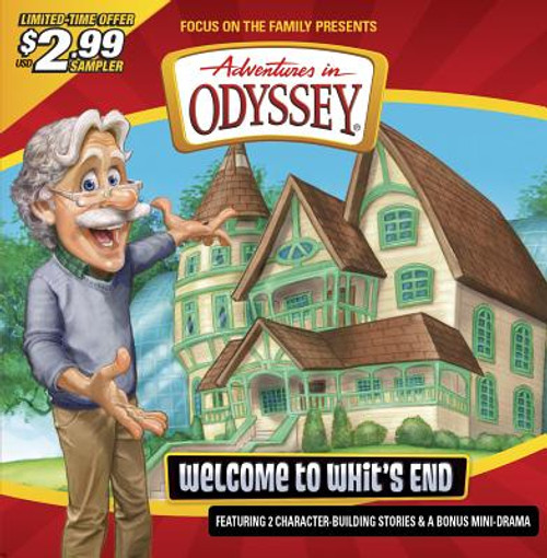 Adventures in Odyssey: Welcome to Whit's End