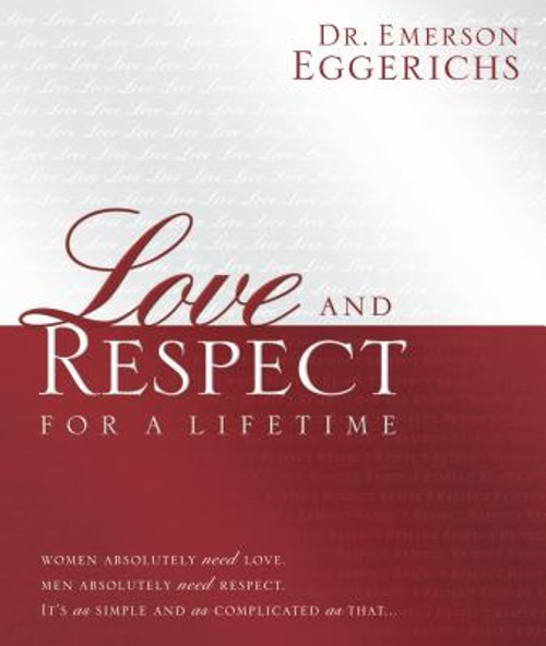 Love and Respect for a Lifetime, Gift Book