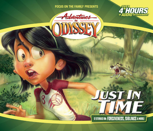 Adventures in Odyssey #09: Just in Time (Digital)