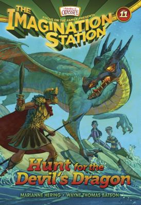 Adventures in Odyssey: Imagination Station #11: Hunt for the Devil's Dragon