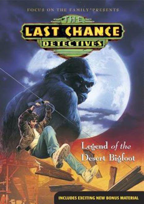 The Last Chance Detectives DVD #2: Legend of the Desert Bigfoot
