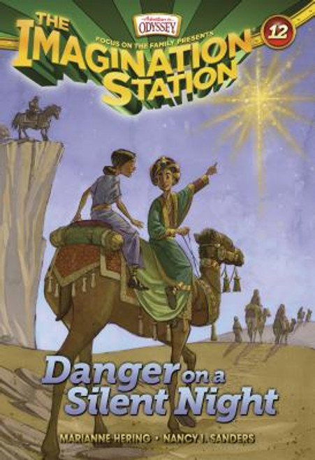 Adventures in Odyssey: Imagination Station #12: Danger on a Silent Night