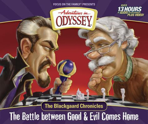 Adventures in Odyssey: The Blackgaard Chronicles