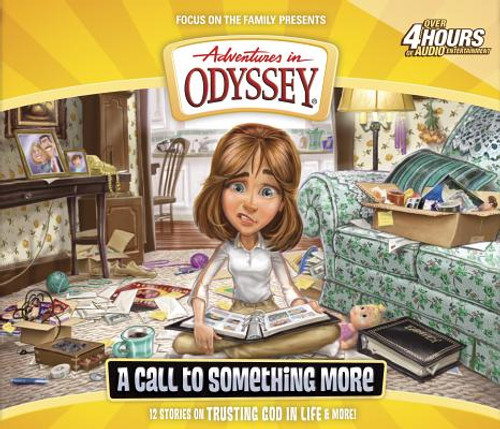 Adventures in Odyssey #57: A Call to Something More