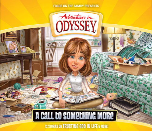 Adventures in Odyssey #57: A Call to Something More (Digital)