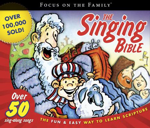 The Singing Bible; The Fun & Easy Way to Learn Scripture