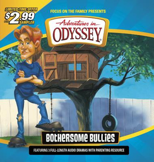 Adventures in Odyssey: Bothersome Bullies