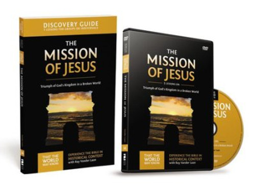 That the World May Know #14: The Mission of Jesus DVD + Guide