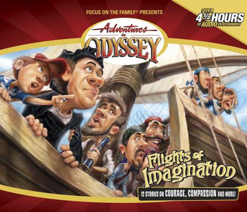 Adventures in Odyssey #16: Flights of Imagination