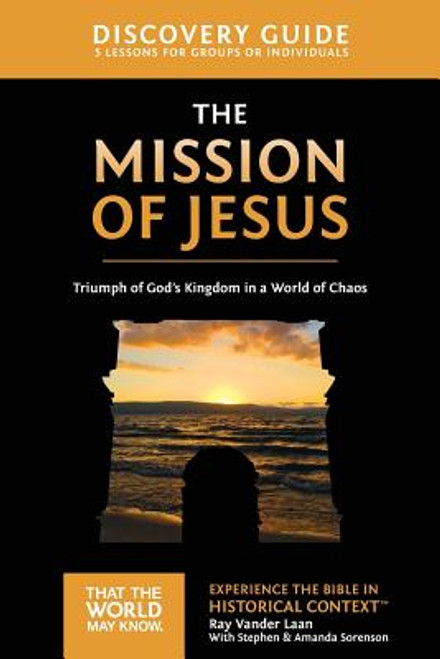 That the World May Know #14: The Mission of Jesus Guide