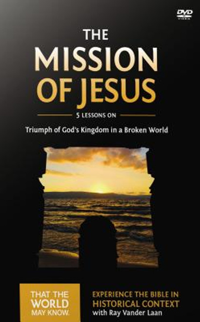 That the World May Know #14: The Mission of Jesus DVD