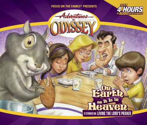 Adventures in Odyssey #17: On Earth as It Is in Heaven