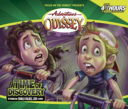 Adventures in Odyssey #18: A Time of Discovery