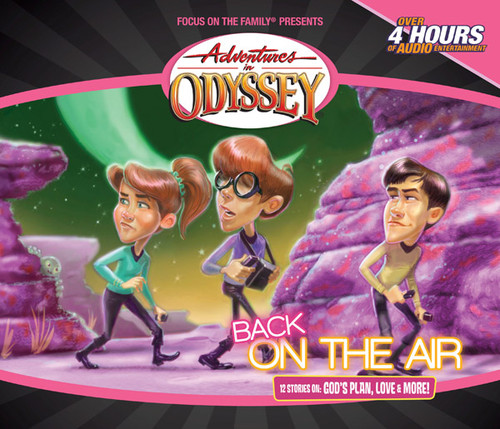 Adventures in Odyssey #26: Back on the Air