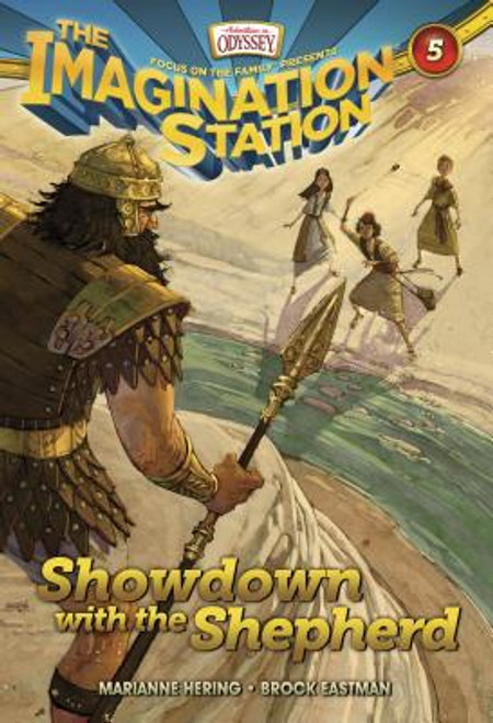 Adventures in Odyssey: Imagination Station #05: Showdown with the Shepherd