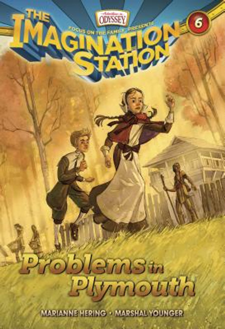 Adventures in Odyssey: Imagination Station #06: Problems in Plymouth