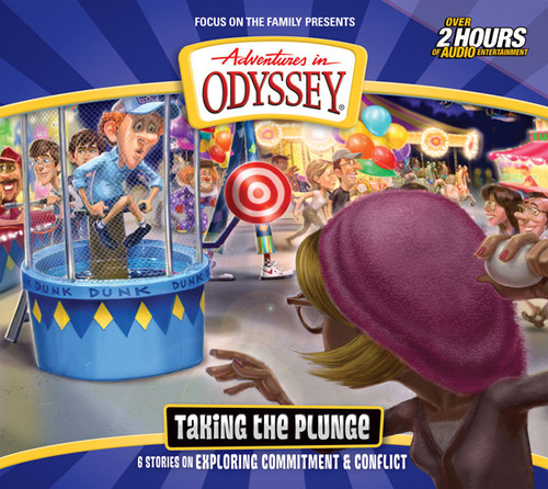 Adventures in Odyssey #59: Taking the Plunge (Digital)