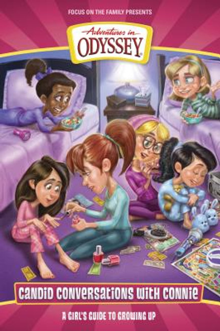 Adventures in Odyssey: Candid Conversations with Connie, Volume 1